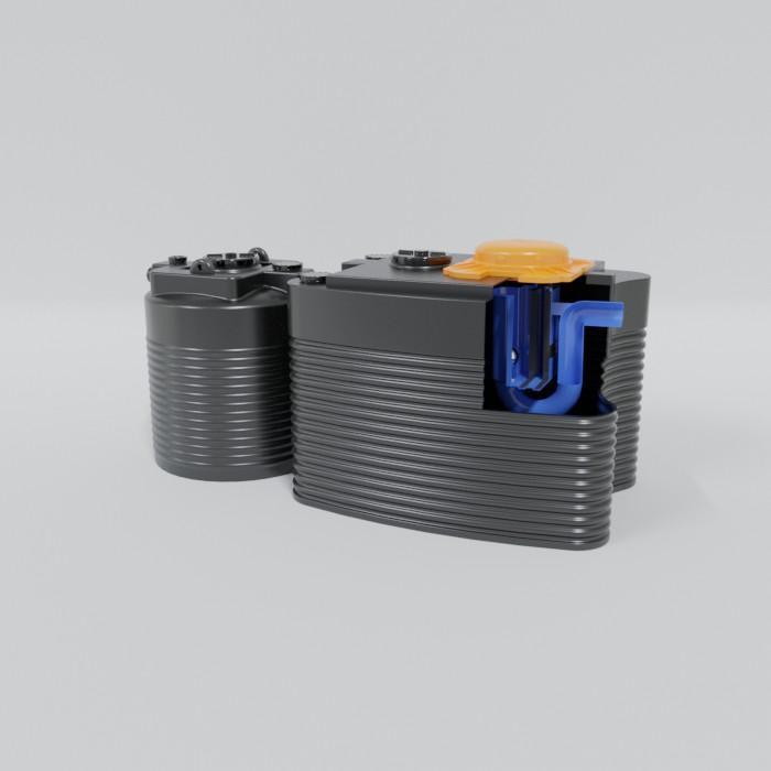 Ελαιοδιαχωριστής BLUESep 6300